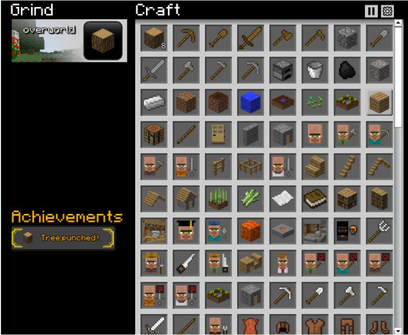 Grind Craft