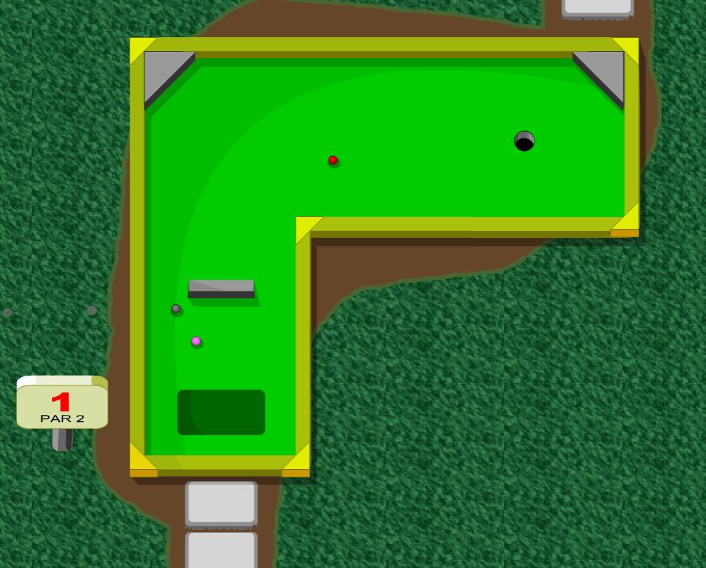 Mini Putt 3 Game